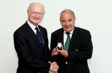 IRFU play down €14.9m profit as Fitzgerald appointed president