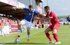 Sligo hoping to cause a Champions League upset in Norway