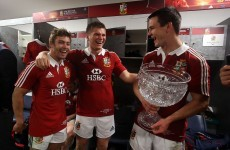 Sexton could be reunited with Lions teammate Halfpenny at Racing Metro