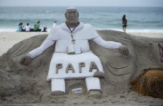 Pope refuses to use his armoured Popemobile in Brazil