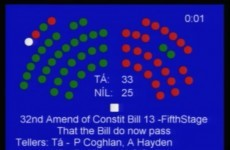 Seanad votes to hold referendum on abolishing the Seanad
