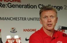 We won't lose Wayne Rooney, says David Moyes
