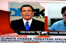 CNN newsreader says humans 'hunted dildo into extinction'