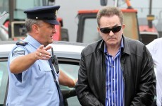 Photos: Kevin McGeever charged in court with wasting garda time