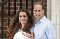 Ireland cares about the royal baby almost as much as the UK...
