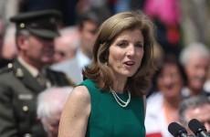 Famous People Named Caroline with regard to obama nominates caroline kennedy as us ambassador to japan