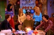 13 signs you are Joey Tribbiani at heart