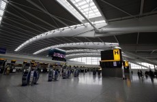 Police play down incident at Heathrow airport
