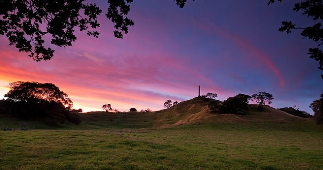 Fancy views like this on your doorstep? Well, one Aucklander's looking for a house-swap…