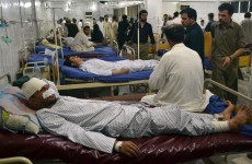 Death toll in Pakistan twin suicide attacks rises to 57