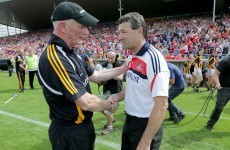 Brian Cody refuses to blame referee in wake of championship exit to Rebels