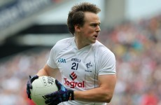 Cavan boss keeping 'open mind' about potential Seanie Johnston return