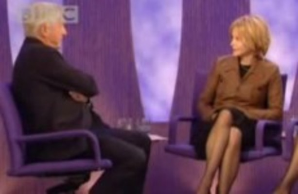 meg ryan and michael parkinson interview Michael parkinson interview there is also no meg ryan she, famously, gave the worst live television interview ever when she was promoting the film in the cut.