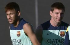 Neymar set to make long-awaited Barcelona debut alongside Messi