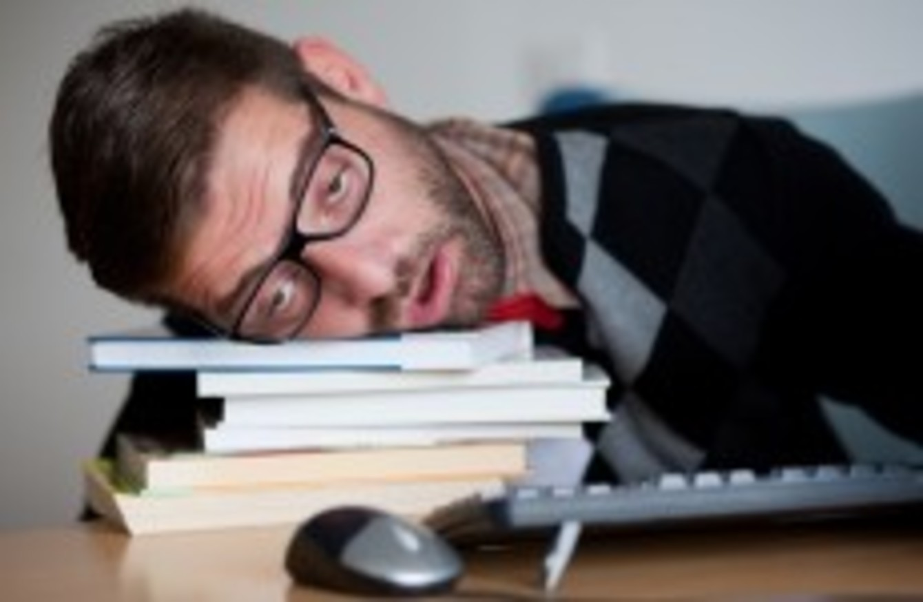 the ie guide to staying awake in boring situations