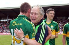 2 changes to Kerry minor football side for clash with Tyrone