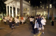 Hawaii tsunami: Slow-moving waves creeping inland on islands