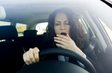 Most drivers sing, talk to themselves or open the window to combat tiredness