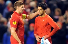 Give Liverpool another year, Gerrard urges Suarez