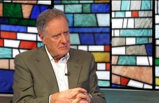 For his next challenge Vincent Browne is taking on God