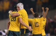 Lions tour leaves Australia rolling in €100 million windfall
