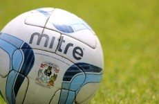 Coventry City could be docked 15 points before the new season starts tomorrow