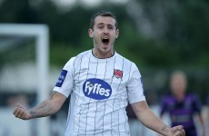 LOI wrap: Dundalk overcome Rovers, Pat's-Drogheda ends in stalemate