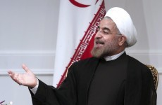 Moderate cleric and former nuclear negotiator Rowhani sworn in as President of Iran