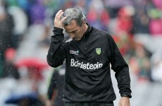 Jim McGuinness: 'We never, ever, once said we were afraid of physicality'