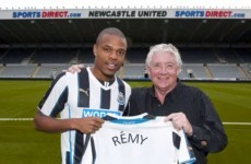 Newcastle seal loan deal for Loic Remy
