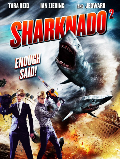 Are Jedward going to star in Sharknado 2?