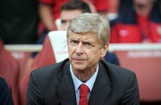 Arsenal's Suarez bid 'on standby' - Wenger