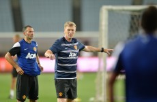 Transition to United 'difficult' for Moyes