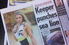 Poll: Do you welcome The Irish Sun removing the topless shoot from Page 3?