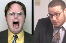 What if Seth Rogen had played Dwight on The US Office?