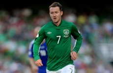 McGeady the latest to withdraw from Ireland squad