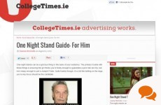 Column: The CollegeTimes.ie article endorses the view of women as targets and men as predators