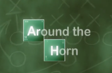 Around the Horn paid a brilliant tribute to the new Breaking Bad episodes