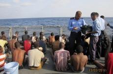 Indian navy captures 61 pirates in Arabian Sea