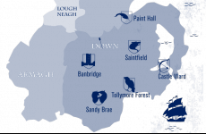 All the Game of Thrones locations in Ireland, mapped