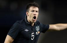 Knee injury could rule St Ledger out of World Cup qualifiers