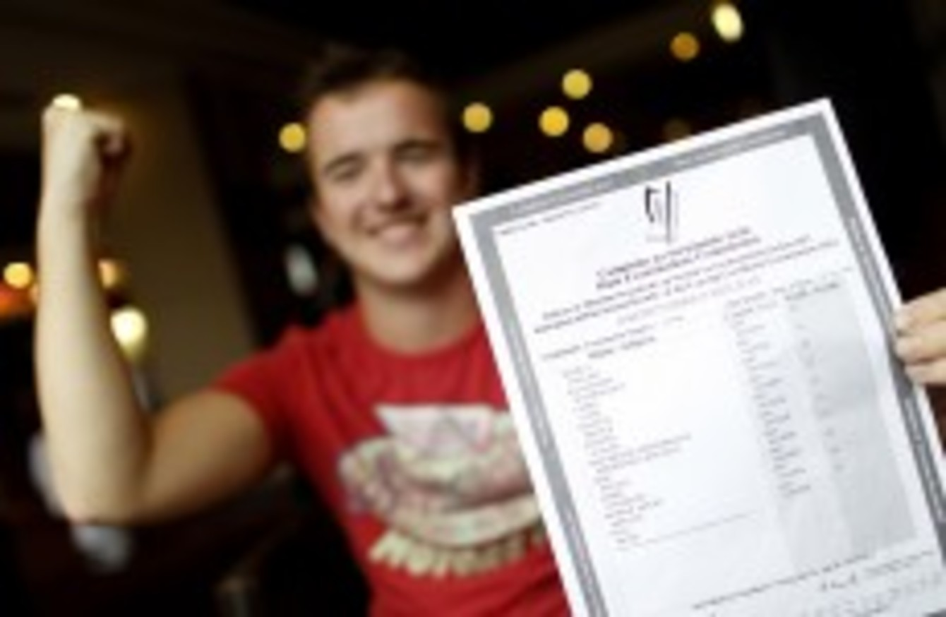 The Results Are Out How Students Got On With The Leaving Certificate