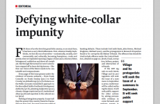 Read: Village magazine's vow to take legal action on white collar crime