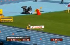 VIDEO: The climactic moments of Rob Heffernan's gold medal success