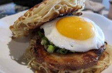 What the hell is a ramen burger?
