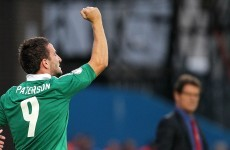 Northern Ireland dent Russian World Cup hopes