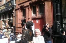 Phil Lynott statue is back where it belongs