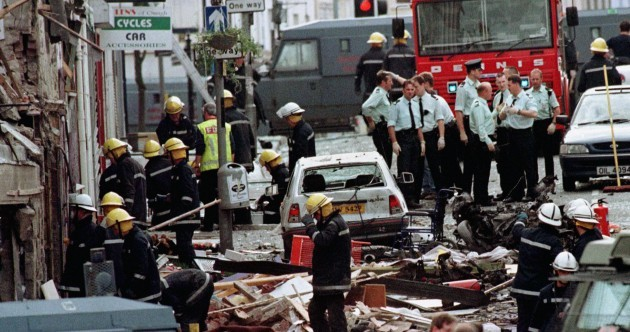 Pics: Remembering the Omagh bomb that killed 29 people 15 years ago today