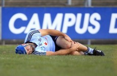 Dublin hurling hit again as Hiney is ruled out for season