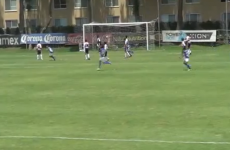 VIDEO: The best backheel volley goal by a 13-year-old you'll see today